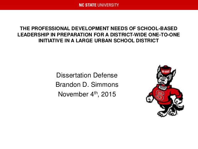 Dissertation recommendations